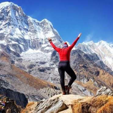 Nepal i Himalaje to inny świat. Każdy choć raz musi to przeżyć.