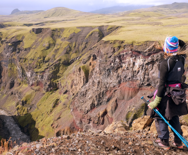 Trekking na Islandii – Landmannlaugar & Porsmork