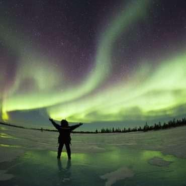 Kiedy będzie zorza polarna? – poradnik