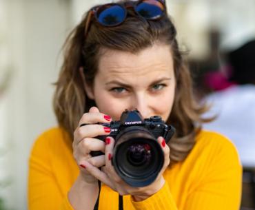 Jakiego aparatu używam do robienia zdjęć w podróży